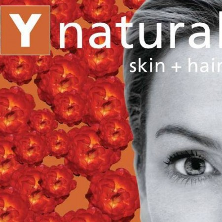 Y natural Organic Skincare workshops and Hair care for men and women